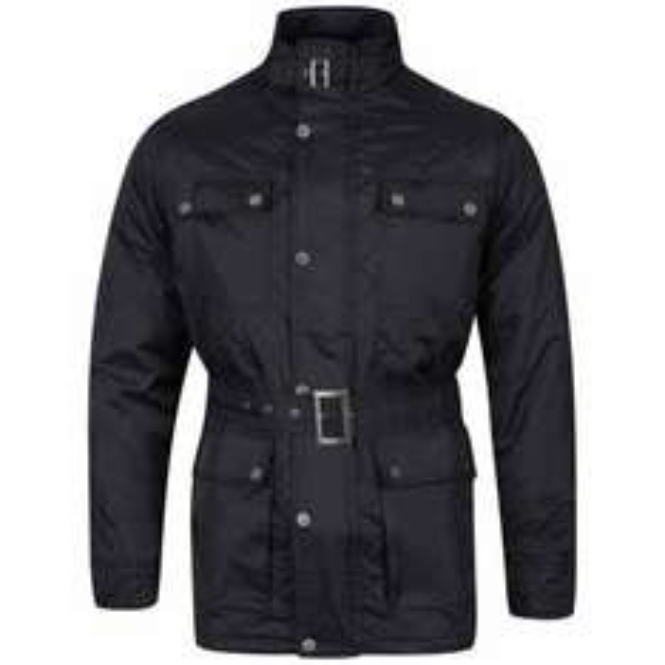 Soul Star Men's Clay Jacket - Black @ZAVVI