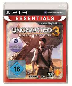 Uncharted 3, Gran Turismo 5, Little Big Planet 2 und Little Big Planet Karting für je 14,99€ (Prime) oder 3 Spiele für 29,98€