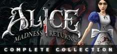 [nuuvem; Origin] Alice: Madness Returns Complete Collection (mit allen DLCs + Vorgänger) für ~5,60€
