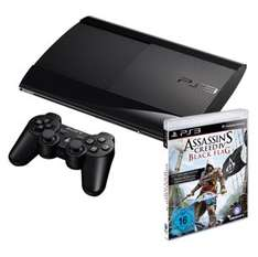 Real Onlineshop Sony, PS3 500 GB inkl. Assassins Creed 4 Black Flag