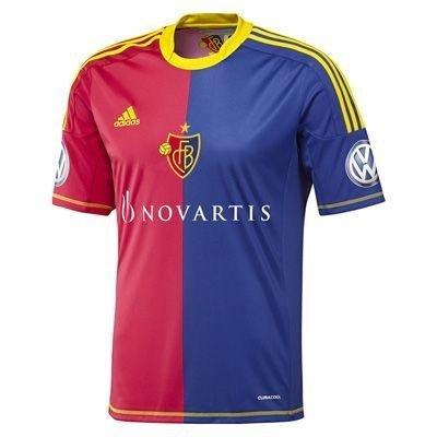 FC Basel Heimtrikot Saison 2012/2013 für 19,95€ + 3,95 VSK