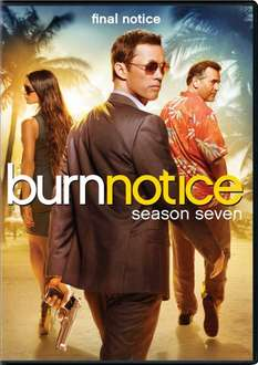 [OT] Burn Notice Season 7 (Final Notice) DVD [Region 1]  für  ~12,10€