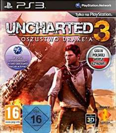Uncharted 3: Drake's Deception für 15€ @ebay