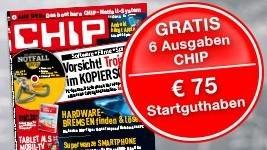 DAB Girokonto mit 75€ Startguthaben + 6 Ausgaben Chip