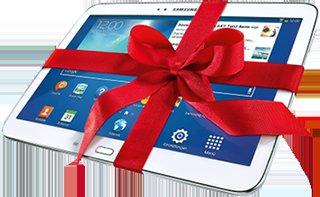 1und1 Doppelflat inkl. Samsung Galaxy Tab 3