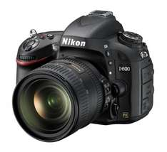 [Amazon.fr] Nikon D600 SLR-Digitalkamera (24,3 Megapixel, 8,1 cm (3,2 Zoll) Display, Full HD, Live View) Kit inkl. AF-S 24-85mm 1:3,5-4,5G ED VR schwarz inkl. Vsk für 1.680,93 €