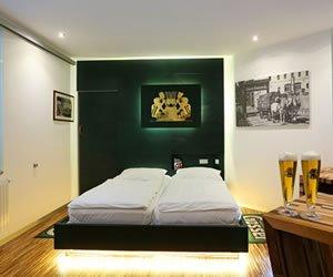 Yes: 20 Stunden Top-Freibier aus dem eigenen Zapfhahn im 4 Sterne Hotel-Zimmer i.d. Steiermark!!