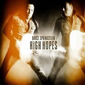 """[Media-Markt] """"The Boss"""" Bruce Springsteen-High Hopes,12 Tracks(CD),erhältlich ab Fr.10.01."""