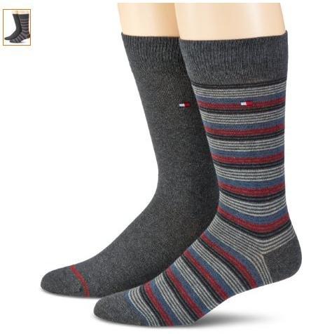 Tommy Hilfiger Herren Socke 2 er Pack 432001001 Gr. 39-42