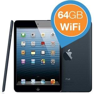 Ipad Mini 64GB Wifi schwarz + grau IBOOD 335,90
