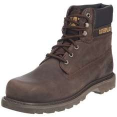Cat Footwear COLORADO P710652 Herren Chukka Boots in Braun Größe 41,42,43,45 @amazon.de