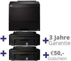Dell 5350DN Business-Monochrom-Laserdrucker für €149,99