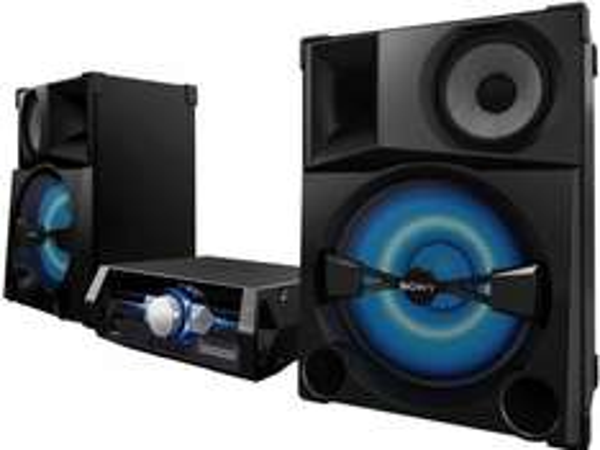 SONY SHAKE 5 -2 STEREO mega sound and technic