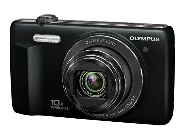 [Amazon.fr] Olympus VR-340 Digitalkamera schwarz - 74,43€ (inkl. Versand)
