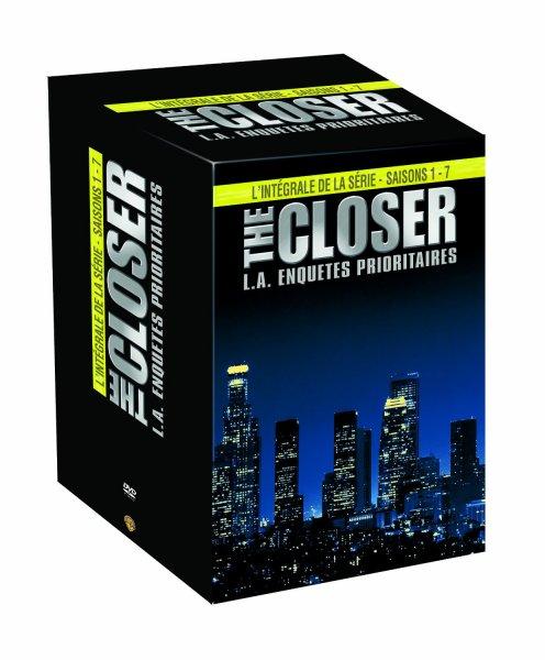 The Closer - Die komplette Serie für 50,61 €
