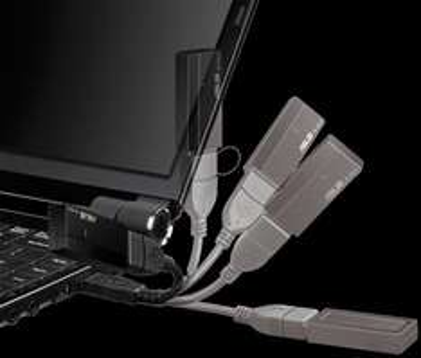 ASUS Wireless Lan USB Adapter - Raspberry PI kompatibel für 6,95€+VS