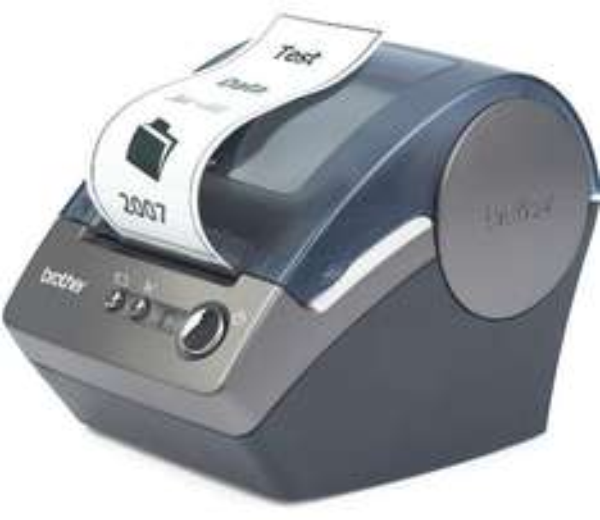Brother QL-560 Beschriftungsgerät und Etikettendrucker unter 40€ mit Versand