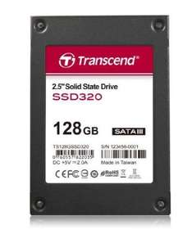 Transcend SSD320 128GB interne Solid State Drive @Amazon.de