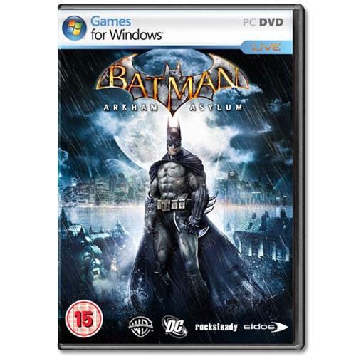 Batman: Arkham Asylum [PC]  für 4,99€ @ play.com