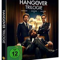 Hangover Trilogie (Blue Ray)  bei Amazon Blitzangebot -41%
