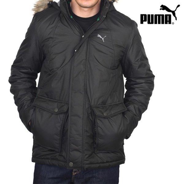 Der Winter kommt bestimmt  Puma Herren-Parka alter Preis 139,- €  jetzt 43,90 €