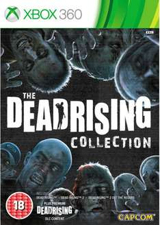 Dead Rising Collection (Xbox 360) für 24,22€ @Base.com