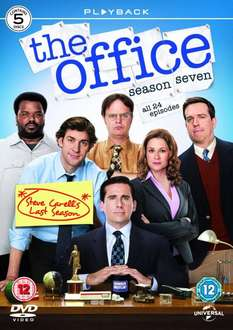 The Office - An American Workplace - Season 7  (DVD) 9,96€ incl. Versand