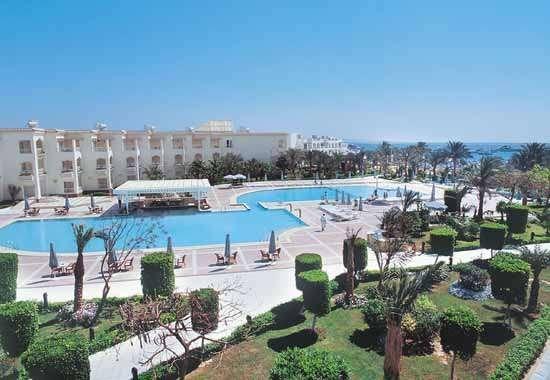 7 Tage Ägypten im 4 Sterne Hotel mit HP für 203,95€ p.P