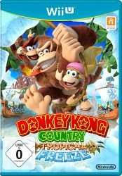 Donkey Kong Country: Tropical Freeze [Wii U] für 35.95€ (The Lego Movie Videogame 40,05€, Watch Dogs 43,60€) inkl. Versand @Zavvi