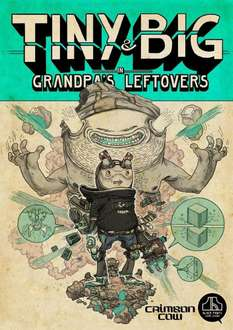 [Amazon.com] - Tiny & Big in: Grandpa's Leftovers Soundtrack Edition - Mac+Windows