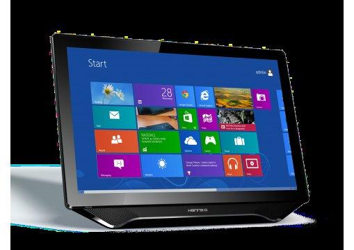 HANNS-G HT231HPB 58,42cm 23Zoll LED Touchscreen TF für 199 €