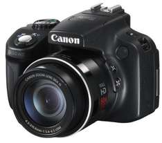 Canon Powershot SX50 HS (Bridgekamera - 12.8 Megapixel,50 -x opt. Zoom (2.8 Zoll Display)) bei Amazon!