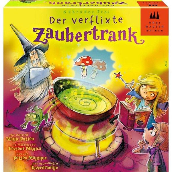 Drei Magier Spiele Der verflixte Zaubertrank ab 9€ @Karstadt