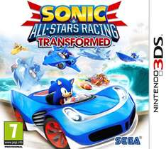 Nintendo 3DS - Sonic & All-Stars Racing Transformed für €15,70 [@Zavvi.com]