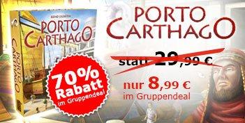 Porto Carthago Gruppendeal @Spiele-Offensive.de