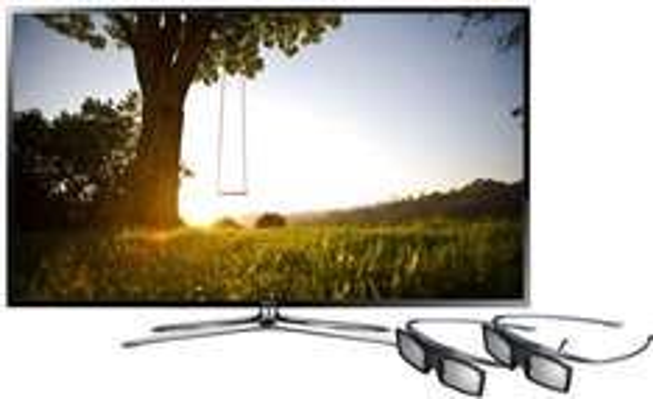 Samsung UE-40F6340SSXZG 3D LED Fernseher inkl. 2x 3D-Shutterbrillen @Saturn