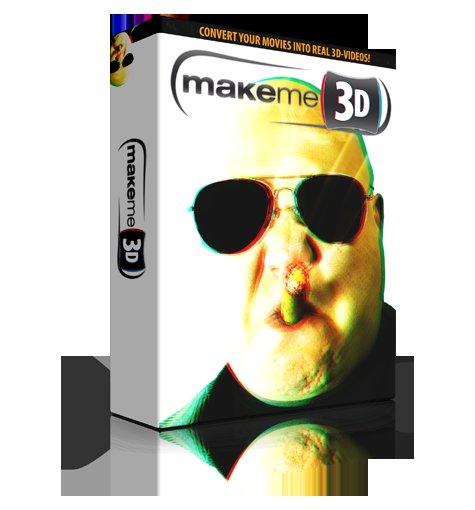 Make me 3D - Heute kostenlos (UVP 29,99)