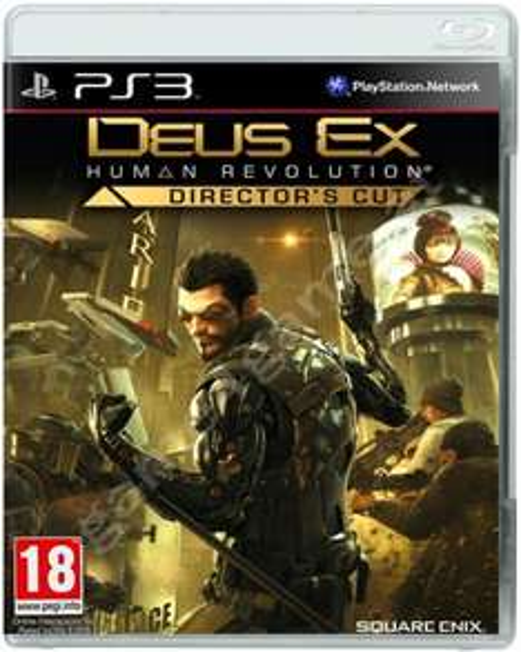 [UK] Deus EX: Human Revolution Director's Cut  PS3/Xbox360