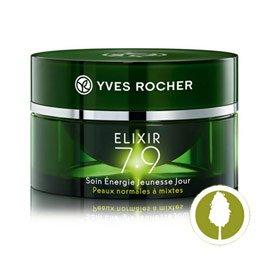 Yves-Rocher: Crème Énergie Jeunesse - Normale Haut & Mischhaut für 17,95€!
