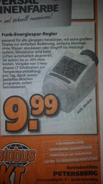 @Globus   FUNK-ENERGIESPAR-REGLER für 9,99€ AB HEUTE
