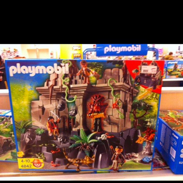 Playmobil Schatztempel 4842 Bielefeld Galeria Kaufhof