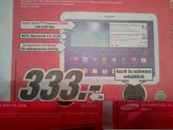 Samsung GT-P5200 Tab 3 10.1 16 GB 3G + Wifi