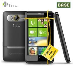HTC HD7 mit Base Internetflat