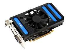 MSI AMD Radeon HD 7850 Grafikkarte - 1 GB GDDR5 - 109€ + 4,99€ VSK @Notebooksbilliger.de