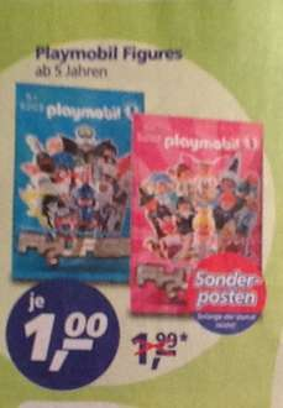 [Real Filiale] - Playmobil Figures Set zum Bestpreis