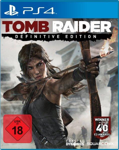 [Buecher.de] Tomb Raider: The Definitive Edition (PlayStation 4  & Xbox One) für 46,99 €