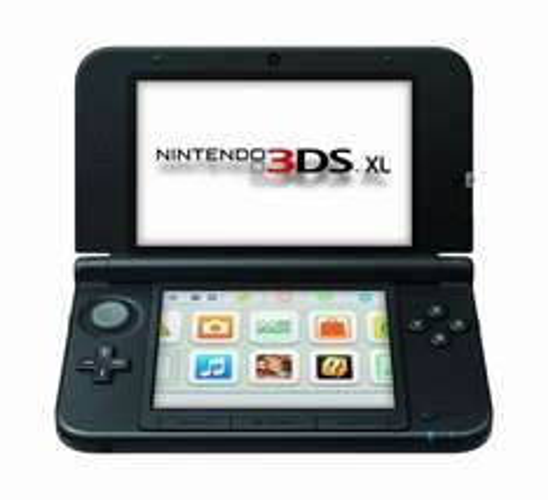 50 Jahre Metro / Nintendo 3DS XL ( Schwarz ) für nur 133,20 ,- € inkl. MwSt. !