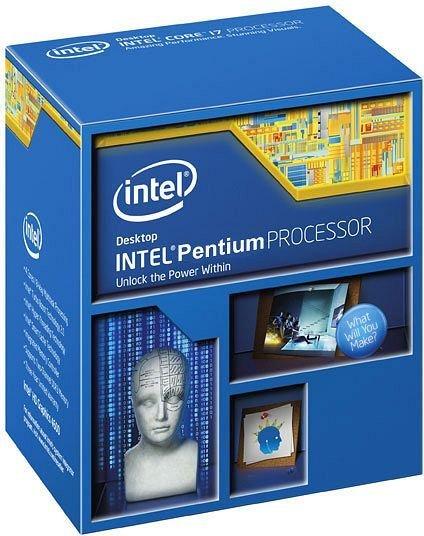 Intel Pentium G3220 Boxed (2*3 Ghz) für 42,84 € inkl. Versand Digitalo