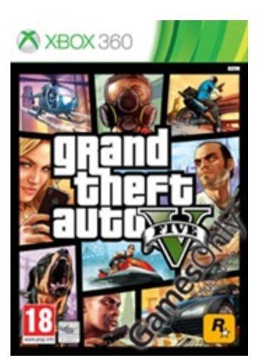 Nur heute bei gamesonly.at: Grand Theft Auto 5 (Xbox 360) inkl. Atomic Luftschiff DLC für 35,98 € inkl. Versand / 29,99 € bei Bestellung von 2 Artikeln