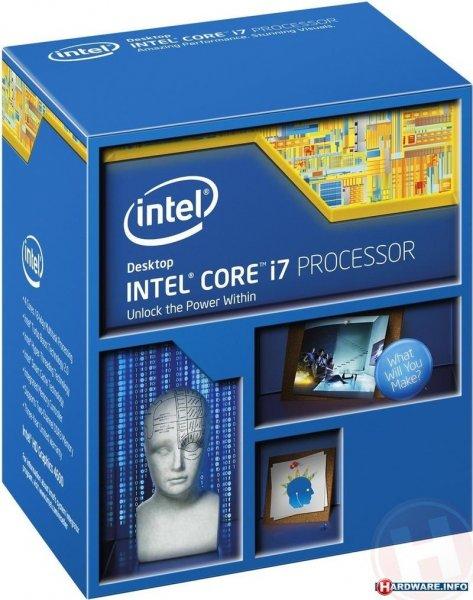 Intel Core i7-4770 Boxed  bei ebay 249,95€ ,mit Preisvorschlag 235€